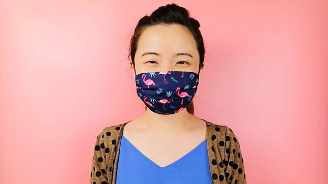Short of masks? Sew your own: Malaysian YouTube lesson shows the world how to make a fabric mask - and goes viral