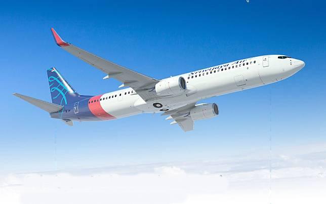 Pesawat Sriwijaya Air. /Sriwijaya Air.