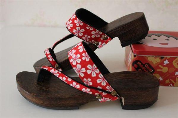 日本木屐 涼拖夾腳人字拖鞋拖cosplay拖鞋和服浴衣室內鞋