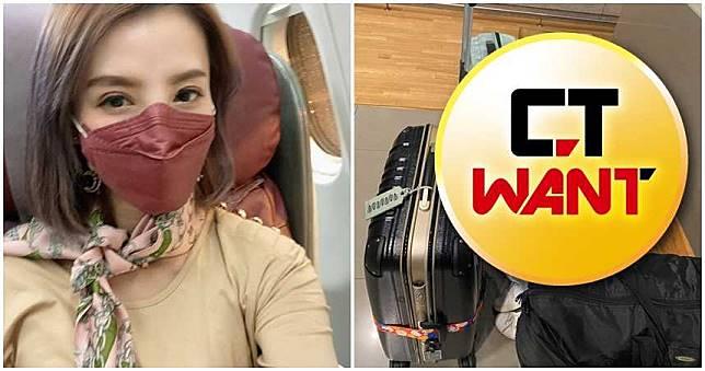 南韓出現第4死!女星冒險飛去批貨...拖2大行李箱「昏倒在機場」