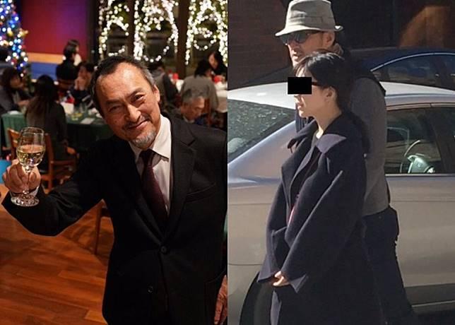 渡邊謙大方公開與女友的戀情。