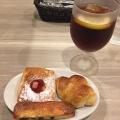 パン食べ放題セット - 実際訪問したユーザーが直接撮影して投稿した新宿パスタカマクラパスタ フレスカ ルミネエスト店の写真のメニュー情報