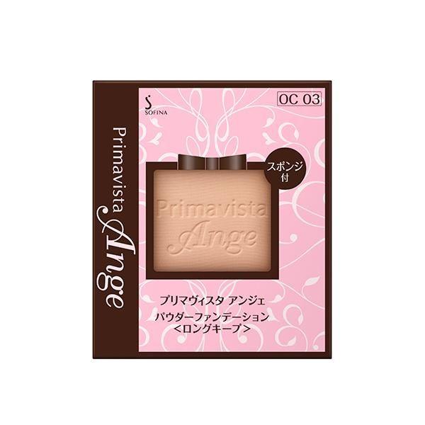 SOFINA蘇菲娜 漾緁輕妝綺肌長效粉餅OC03 9.7g【康是美】