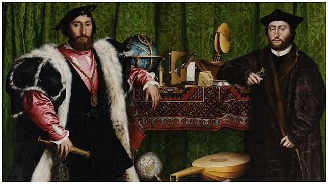 Ilusi Optik di Lukisan Ini Bingungkan Orang Selama Hampir 500 Tahun, Seperti Apa ya?