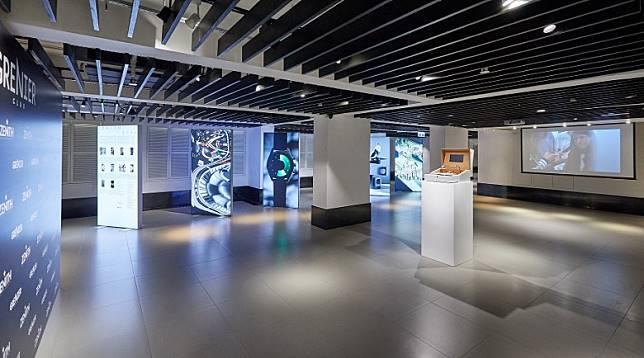 Zenith為慶祝傳奇El Primero機芯面世50周年,在香港及全球多個城市舉行Grenier Club慶祝活動及展覽。(互聯網)