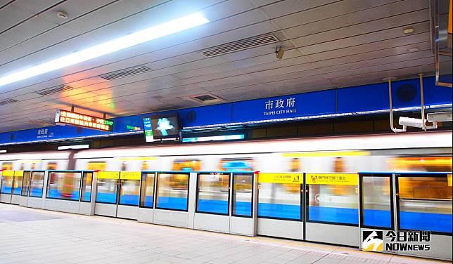 ▲ PTT 鄉民認為台北捷運可以說是「台灣之光」。(圖/NOWnews資料照)