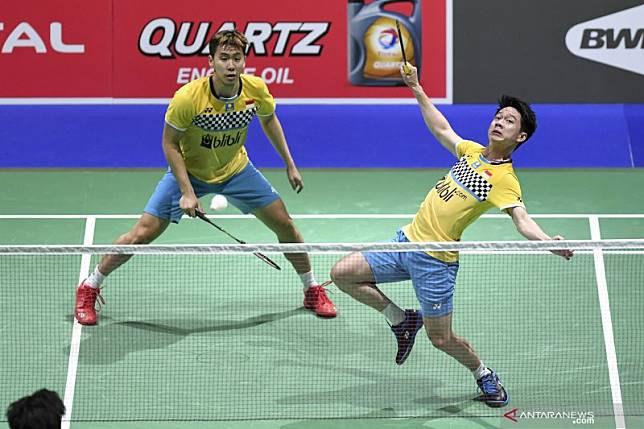 Empat wakil Indonesia ke semifinal China Open