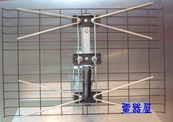 ◎超強UHF數位電視專用天線 n◎適合各種品牌數位電視接收器使用n◎安裝簡單n◎室內.室外皆可使用