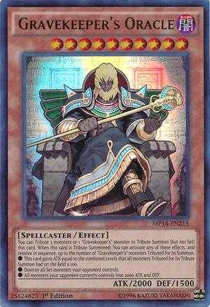 Guide Yugioh Duel Links Deck Gravekeepers