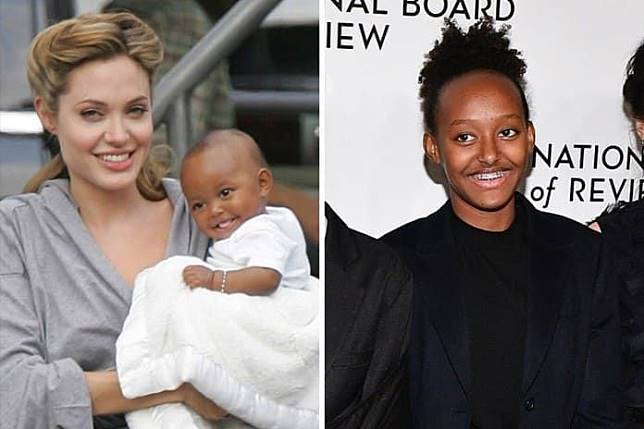 Kabar Terbaru Anak Angelina Jolie-Brad Pitt