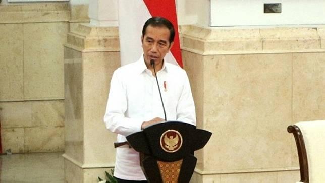 Presiden Joko Widodo. (Foto: Ist)