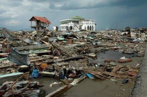 Setelah 14 Tahun Tsunami Aceh Saatnya Kata Smong Masuk Kosakata