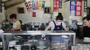 台南肉燥飯   開元紅燒土魠魚羹,低調不了的台南必吃美食!