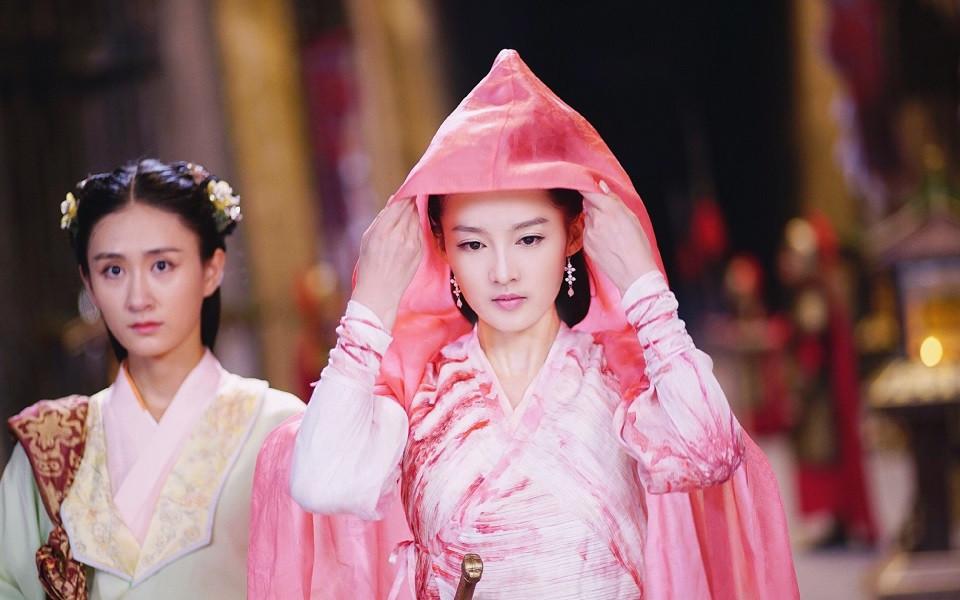 古裝劇「粉衣女神」3:李沁《楚喬傳》、《錦繡南歌》