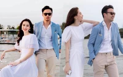 Shark Khoa đăng ảnh 'hẹn hò' cùng HH Đặng Thu Thảo khiến nhiều fan không khỏi nghi ngờ về mối quan hệ này!