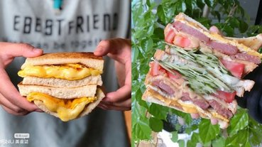 碳火直烤有夠香!全台必吃碳烤三明治 TOP 8,從基隆到高雄的在地人都愛吃!