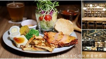 台中咖啡廳『城中咖啡MidtownCafe』早午餐.火鍋.簡餐.飲品.近台中車站