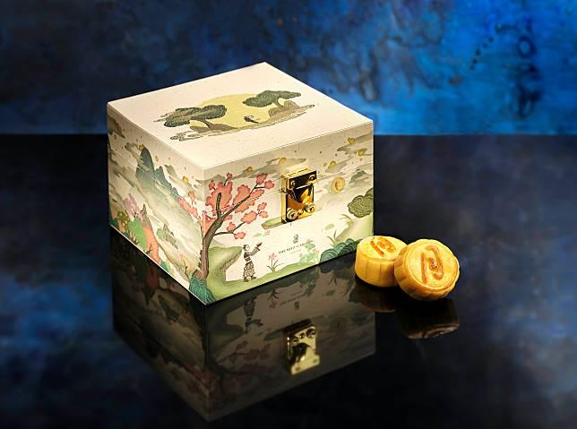 Ritz-Carlton「月中嫦娥」月餅禮盒