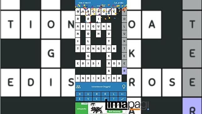 kunci jawaban tts pintar level 129