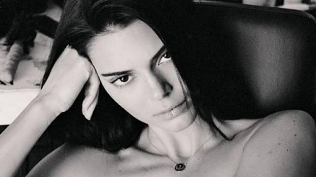 Kendall Jenner. (Instagram/@kendalljenner)
