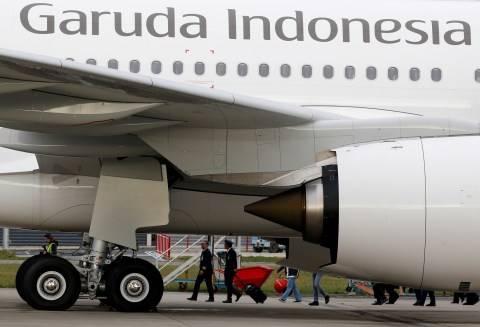 Garuda Indonesia Jadi Maskapai Penerbangan Paling Tepat Waktu di Dunia