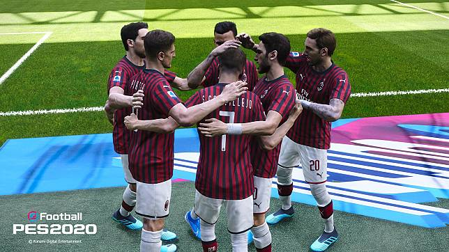 PES Kehilangan Lisensi AC Milan dan Inter Milan