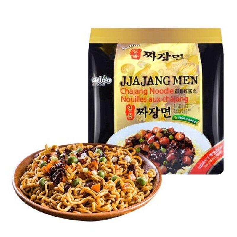韓劇中的炸醬麵,看起來可口又好吃 現在在家也能輕鬆品嚐道地韓式炸醬麵