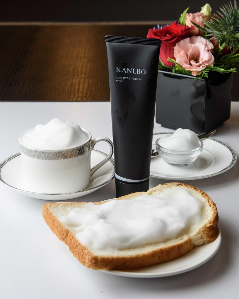 KANEBO保濕緻潤洗顏皂霜 130g /1,950元(圖片/IG、品牌提供)