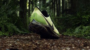 新聞分享 / Nike Air Zoom Pegasus 36 Trail 越野跑鞋登場 同場加映國外發表會活動