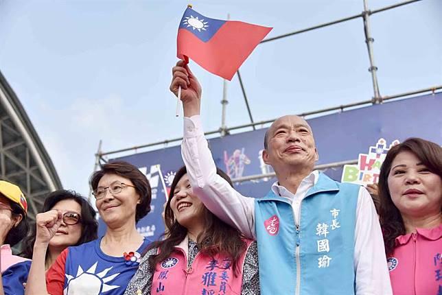 韓國瑜赴嘉義 黃敏惠:韓受到委屈