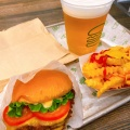 ShackBurger - 実際訪問したユーザーが直接撮影して投稿した丸の内ハンバーガーシェイクシャック 東京国際フォーラム店の写真のメニュー情報
