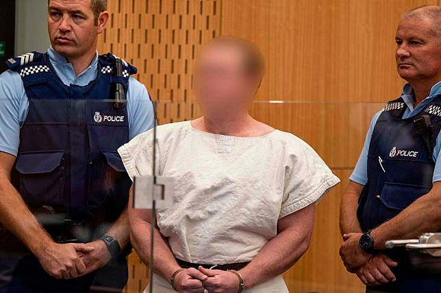 Keluarga Pelaku Penembakan Christchurch Meminta Maaf