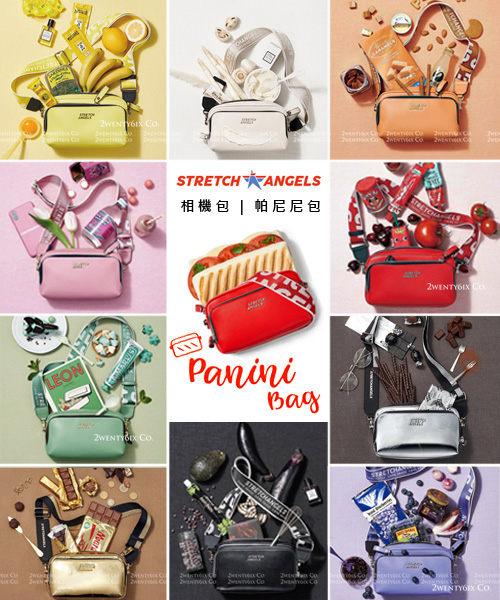 【2wenty6ix】韓國正品 Stretch Angels時尚搶手明星款相機包/帕尼尼包 (3款/15色/3揹法)附網袋/紙袋)