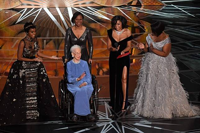 China remembers Katherine Johnson, NASA mathematician in Hidden Figures