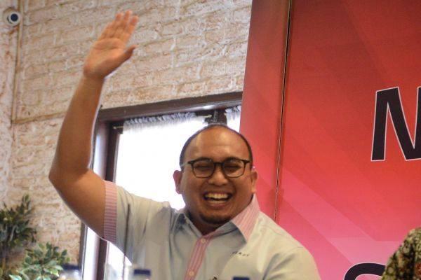 Juru bicara Badan Pemenangan Nasional (BPN) Prabowo Subianto-Sandiaga Uno, Andre Rosiade.