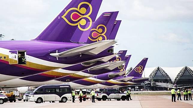 การบินไทย-เลิกไฟลต์