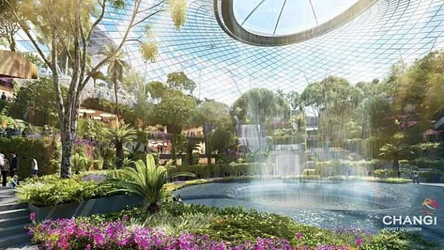 7 Tahun Berturut-turut, Changi Jadi Bandara Terbaik di Dunia