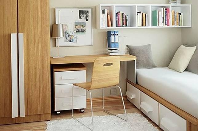 5 Desain Furnitur Multifungsi, Wajib Dimiliki di Rumah Mungil
