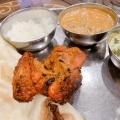 スペシャルランチ - 実際訪問したユーザーが直接撮影して投稿した西新宿インド料理インディアンレストランカナの写真のメニュー情報