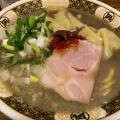 すごい煮干しラーメン - 実際訪問したユーザーが直接撮影して投稿した歌舞伎町ラーメン・つけ麺すごい煮干ラーメン凪 新宿ゴールデン街 本館の写真のメニュー情報