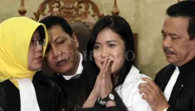 Jessica Kumala Wongso Belum Bisa Ajukan Pk Kenapa Tempo Co Line Today