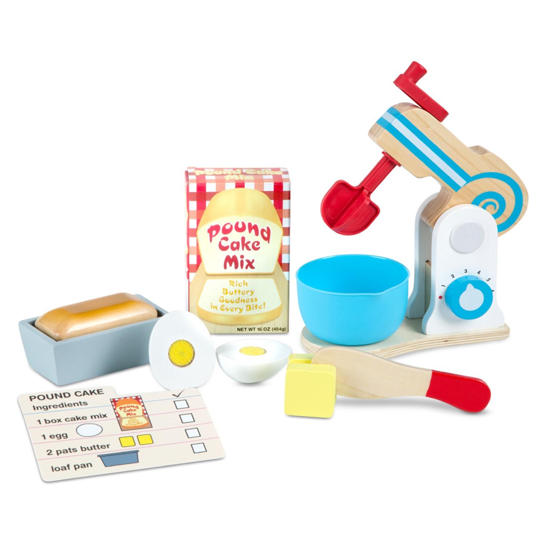 從遊戲中模擬真實生活情境,啟發學習力!。透過角色扮演,培養兒童社交溝通、領導能力。高擬真攪拌器、體驗麵包真實製作過程。指定食材攪拌順序,訓練兒童專注力、記憶力。符合美國玩具安全標準 ASTM F963