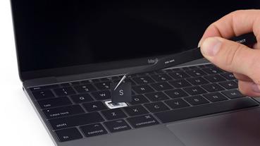 蝶式鍵盤問題多,蘋果針對 MacBook 和 MacBook Pro 部分機型推出鍵盤免費維修方案