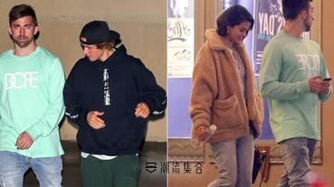 JS戀有機會復燃?Selena Gomez與Justin Bieber同時現身教會!