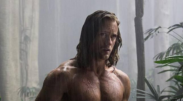 Pasukan Raja Rimba Serbu Manusia dalam The Legend of Tarzan