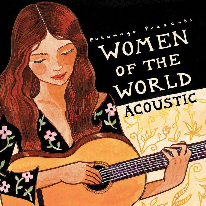 世界女聲民謠集 Women of The World Acoustic PUT261