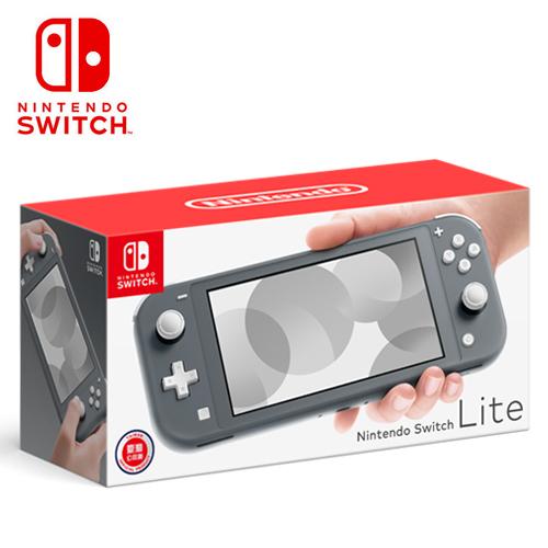 【NS 主機】任天堂 Nintendo Switch Lite 主機 台灣公司貨 (灰色)【三井3C】。人氣店家SANJING三井3C的數位、電視遊戲機、任天堂有最棒的商品。快到日本NO.1的Raku