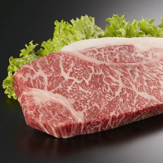 牛サーロインステーキ(交雑種)