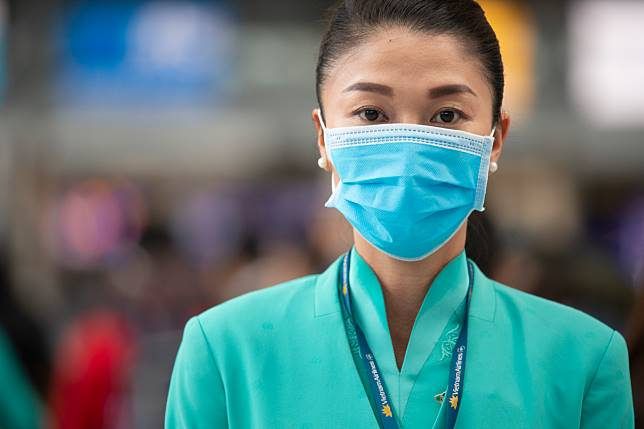 ▲因武漢肺炎疫情擴大,越南暫停接待來自中國或最近曾赴中國疫區的國際旅客。(圖/美聯社/達志影像)