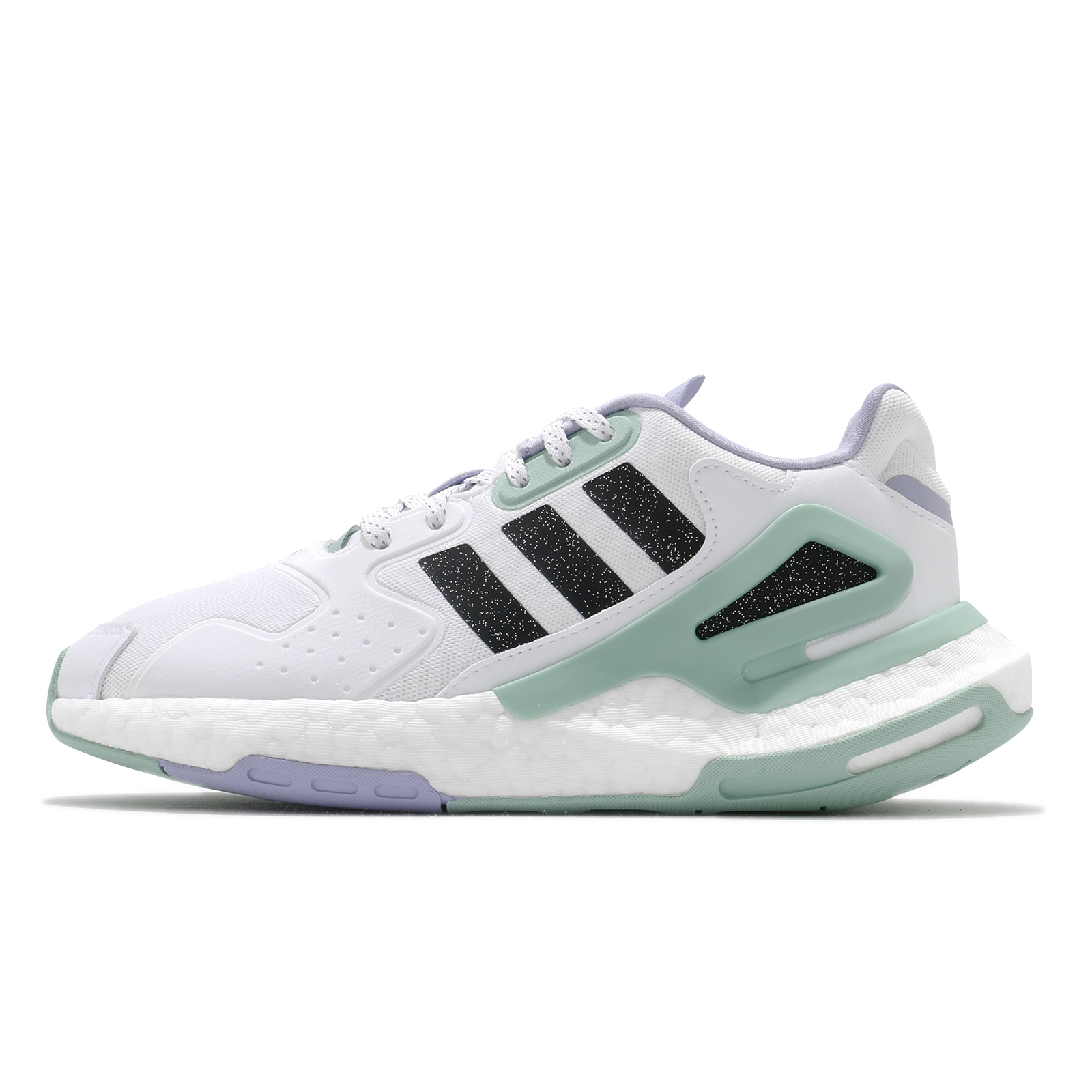 -商品型號:H03262-商品定價:4290-商品特色:DAY JOGGER 經典鞋搭載超舒適避震材質的輕量網布運動鞋沒有計畫,也沒有規則。只需要遵循日常步調,目的地是哪裡不重要。穿上這款 adida